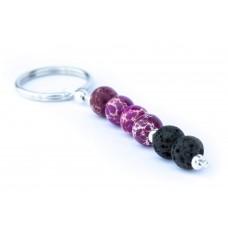 Keychain Purple